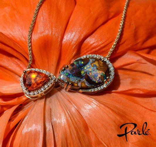 Opals, Queen Victoria, & a Sassy Shoulder